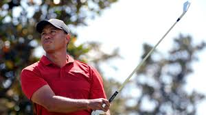 tiger woods can t sustain late momentum finishes in tie for 5th at arnold palmer invitational