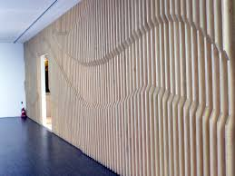 Small Picture Dynamic 3D wall graphic Kring Timber Graphic Environmental