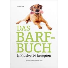 Das Barf-Buch, von Nadine Wolf