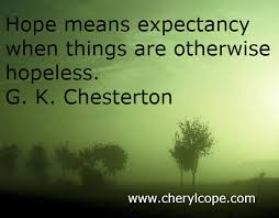 Christian Quotes Hope