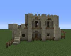 Small Picture Minecraft How To Build A Survival Starter House Tutorial 4