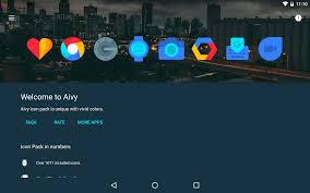 Aivy Icon Pack 1.0.4 APK Download Android Personalization