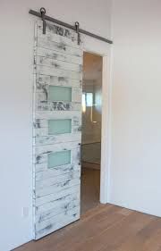 frosted glass sliding barn doors amazing frosted glass sliding barn door in interior decorating with frosted