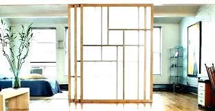 diy sliding wall room divider ideas