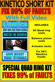 Details About Kinetico Water Softener Rebuild Kits Unique Fix Kits New Reduced Price