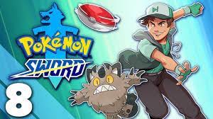 Pokémon Sword - #8 - Rival No.3 - YouTube