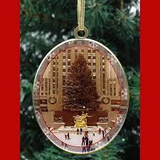 Lincoln Center Christmas Tree New York U2013 Christmas Ornament  NY Christmas Gifts New York