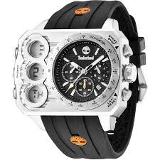 "men s timberland ht3 chronograph watch 13673js 02s watch shop comâ""¢ mens timberland ht3 chronograph watch 13673js 02s"