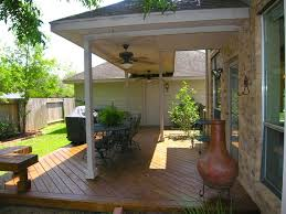 outdoor wood patio ideas. Enclosure Artistic Outdoor Wood Patio Cover Designs With Diagonal Vinyl Plank Flooring Also L Shaped Wooden Bench And Metal Serving Carts Ideas D