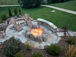cool and fire pits large metal fire pit61
