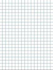 Graph Paper In Toys Games Ebay