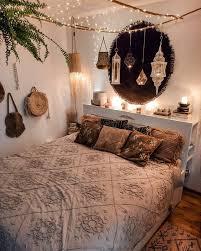 boho style bedroom room decor