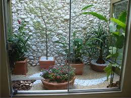 basement window decor