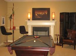 image of best billiard room decor
