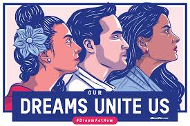Take action to pass a clean #DreamActNow