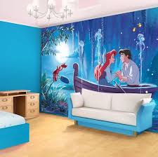Ariel The Little Mermaid Disney Character Giant Wall Mural By  Homewallmurals Part 93
