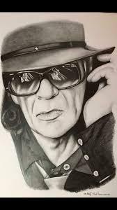 Portrait of Udo Lindenberg by vlad on Stars Portraits