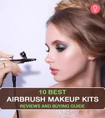 10 best airbrush makeup kits 2021