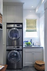 Laundry Room: Small Laundry Spaces - Tiny Laundry Room