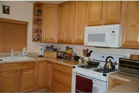 i am wondering what a good color of brown would bring the house to a more modern look but still go well and not be out of place with the countertops