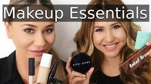 9 makeup essentials for beginners