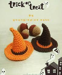 Halloween Crochet Patterns Delectable Free Halloween Crochet Pattern For A Witch Hat ⋆ Crochet Kingdom