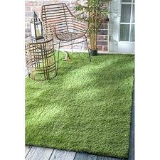 the artificial grass area rug will look great anywhere you use it from a kids play synthetic grass