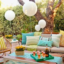 backyard party decorations on a budget 14 best backyard party ideas for s summer entertaining decor