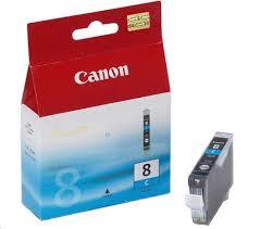 Инструкция по заправке <b>картриджа Canon CLI-8C</b> Cyan синий ...