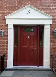 front entry door interior 2