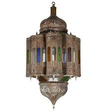 moroccan handcrafted mamounia light fixture