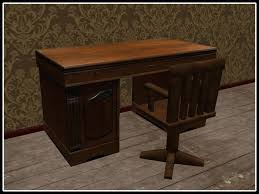 office in a box furniture. desk re old wood w chair set office den furniture and in a box