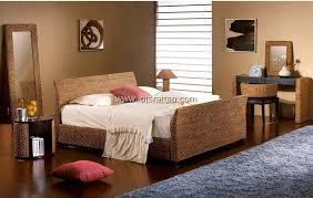 Rattan Bedroom Set HC320 16 17