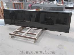 india nero assoluto granite black galaxy pre cut granite countertops