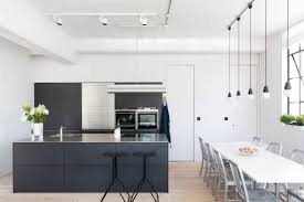 neometro maa carr design walsh street apartment light fixture concrete ceiling lighting solutions for ceilings exposed