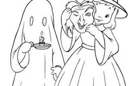 the man with the yellow hat coloring pages