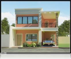 Philippine House Design Two Storey  Google Search  House Designs Two Storey Modern House Designs