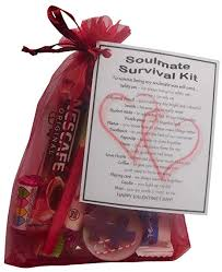 smile gifts uk soulmate valentine s survival kit gift great novelty present for valentine s day for