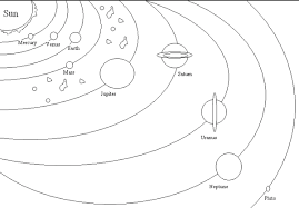 Small Picture Solar System Diagram Coloring SheetSystemPrintable Coloring