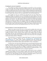 Salary Negotiation Email Job Negotiation Military Bralicious Co