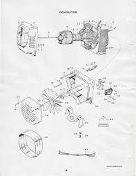 Onan bfa rv genset parts manual