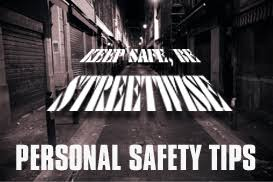 Image result for personal safety images uk