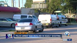 """One Man In Custody, Antoine Donta Newton, 37, After Deadly Shooting Outside  """"The Rose Gentlemen's Club"""" in West Palm Beach – The Published Reporter®"""