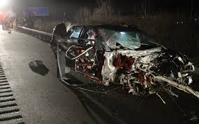 2 Killed In I 88 Crash The Daily Gazette