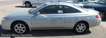 2002 Toyota Camry Solara   Item DB1941   SOLD! April 4 Gover...