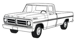 Detail Truck Coloring Sheets E1703 Satisfying Dump Truck Coloring