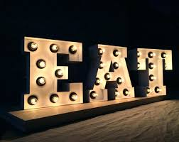 light up letters diy beautiful wedding love letter sign light up lighted letters supplieranufacturers light up letters diy