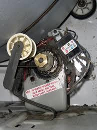 kenmore dryer belt. drum belt path through tensioner kenmore dryer .