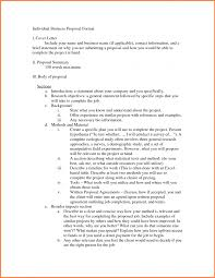Business Proposal Sample Doc Business Proposal Template Word