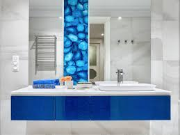 White Bathroom Remodel Ideas Extraordinary Selling Or Renovating Blue Bathrooms Like These Increase Home Value